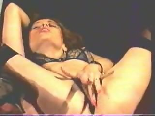 Retro masturbation...super intense