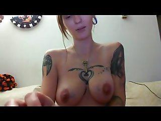 Pregnant Babe (Hot tatoo Milf)