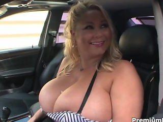 Samantha pick up a street whore
