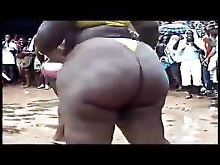 African big booty dancing