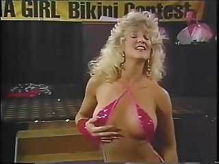 California Girl Bikini Contest 1990's