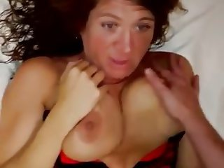 Wife + new cock = moaning & orgazm