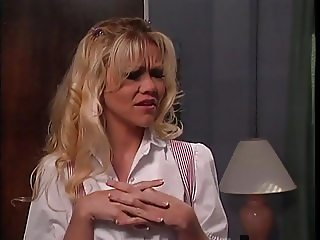 JULIE MEADOWS in Candy Striper Stories 4