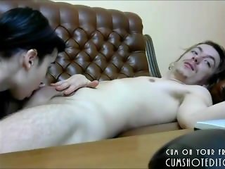 Submissive Romanian Teen Loves Pleasing Cock