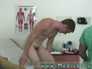 Doctor videos gay mature This was my very first day starting at the