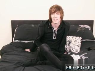 Emo boys gay sex tube Sean Taylor Interview Solo Video! You asked, we