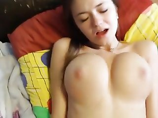Courtesan's Cute French Teen Friend Loves A Bit of Anal