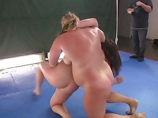 chubby catfight girls