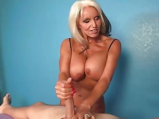MILF Massage Fast Motion