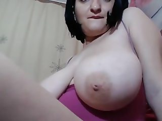 BBW - fingering pussy with dildo go see on  exposedcams.cf