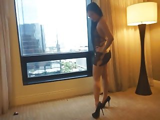 Ballbusting Spike High Heels