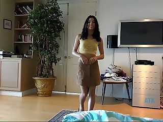 Gina Valentina looks good sucking your cock