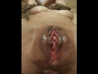 Wifes wet orgasm