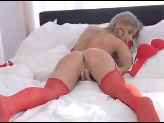 Humping masturbation girls
