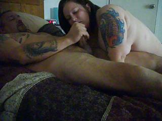 Fat pig whore facefucked