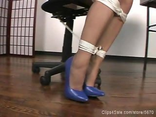 Tomiko bound and gagged 1