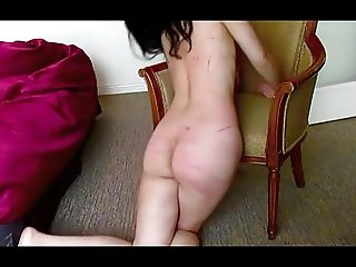 asian slave hard punishment