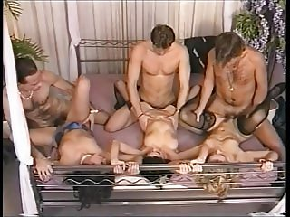 Birthday Group Fuck