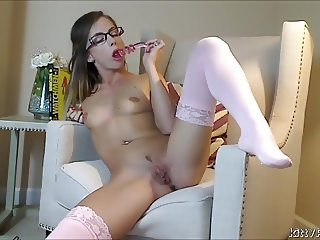 Sexy Lingerie and Dildo