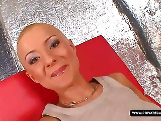 Sexy Shaved CJ Thinks this Porn Casting will...