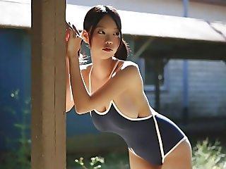 Hikaru Aoyama - photos before the pool