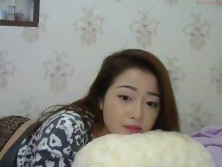 asian angel masturbates on webcam 12