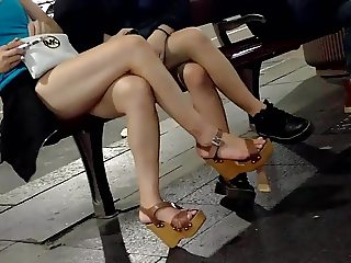Bare Candid Legs - BCL#222