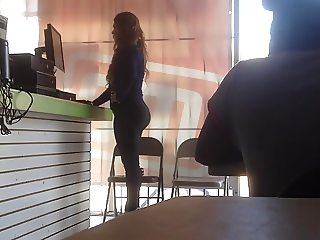 Candid Latina 003