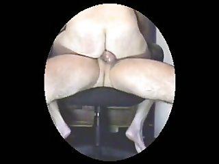 Cum inside cowgirl on a chair sex