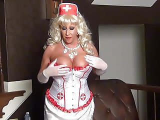 Nurse Knockers Physical Therapy Session