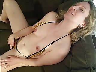 Tired of posing, wife wants fucking