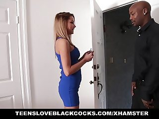 TeensLoveBlackCocks - Tanner Mayes Fucks Big Black Neighbor