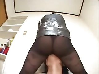 ganmenkijyou mistress with bondage