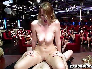 Dancing Bear In The Club