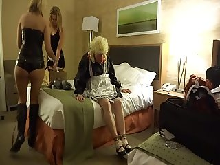 sissy maid humiliation part 3