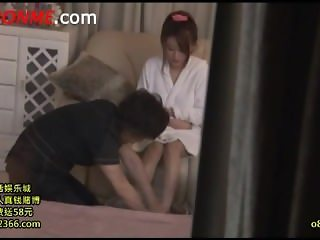BONBONME.COM - HAR-026 Husband watching wife do erotic massage 8