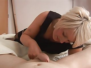 Naughty Wife Handjob