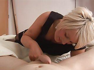 Naughty Wife Handjob