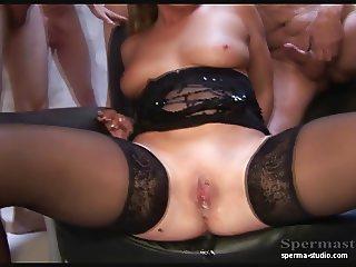 Extreme Creampies & Cumshots - Sexy Natalie T2--