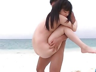 Sexy Hina Maeda enjoys cock in the outdoors