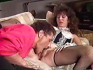 Hairy French Maid Goes Hardcore