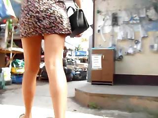 good legs under camera