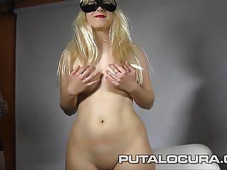 PUTA LOCURA 18 year old natural Spanish Teen