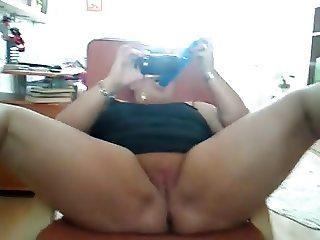 chubby selfie masturb