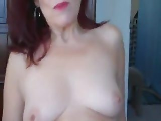 Mom Fucking Toyboy and he Cums in her