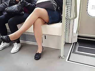 pantyhose legs mature woman