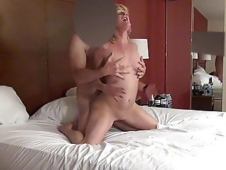 Dawn Naughty Nurse Dirty Blonde MILF Gets Pounded