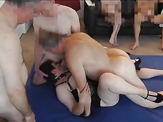 Homemade bare orgy with dutch nympho rubens mature