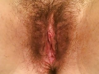 hairy pussy footfetish big titted milf