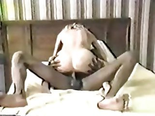 Blonde Wife fuck Black Stranger While Cuckold Hubby Watches